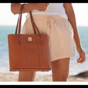 Dooney and bourke small Lexington shopper bag